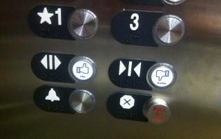 butoane usi ascensor