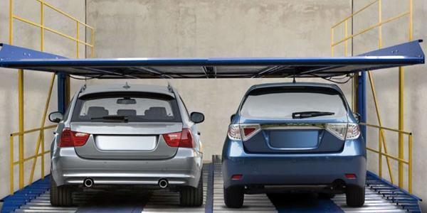 Sisteme inteligente de parcare
